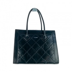 Bolso Shopper Negro La Carrie 115