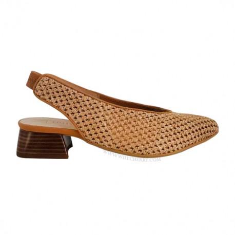 Zapato destalonado HISPANITAS