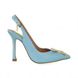 Stiletto azul XREBBELS
