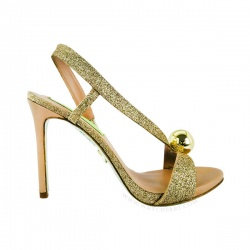 XREBBELS sandalia joya bronce